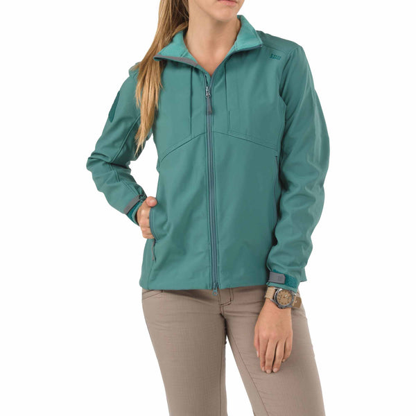 Sierra Softshell - Women's in Brick