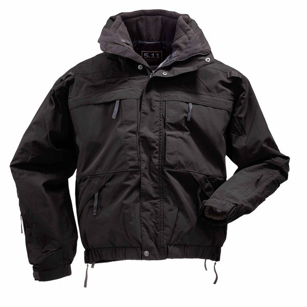 5-in-1 Jacket in Dark Navy