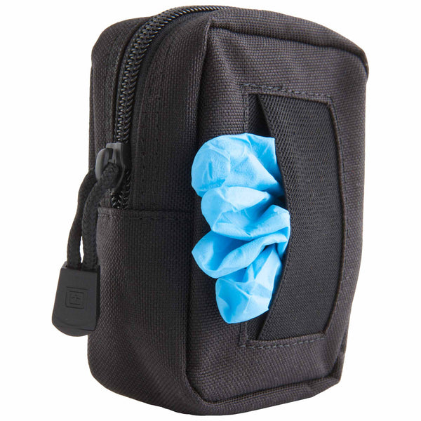 Disposable Glove Pouch in Black