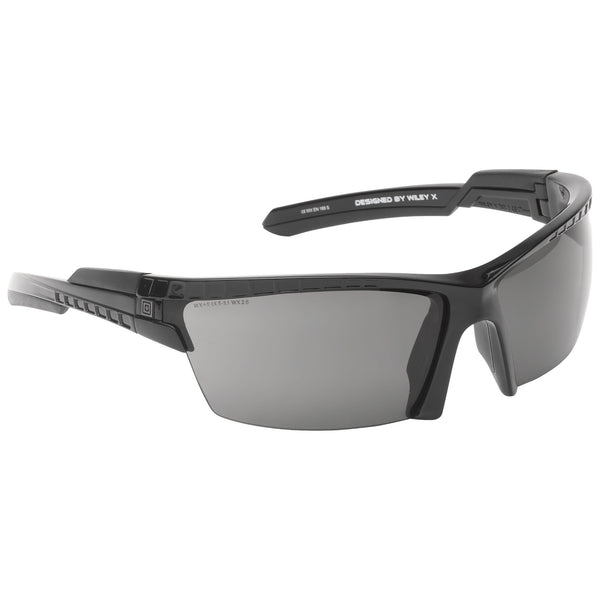 CAVU HF Half Frame Sunglasses in Black