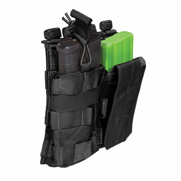 Double AR Bungee/Cover in Black
