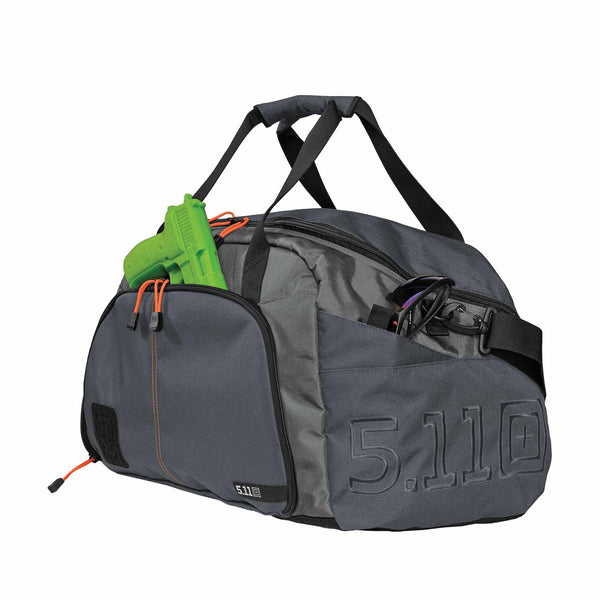 5.11 RECON Outbound Gym Bag in Charcoal