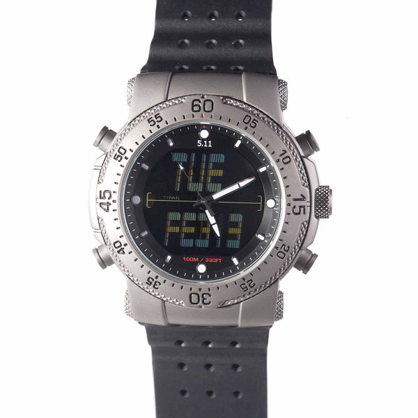 H.R.T. Titanium Watch in Multi