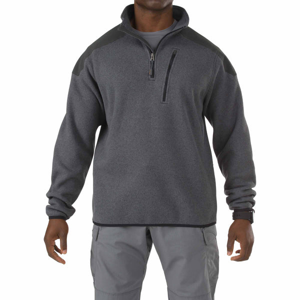 Tactical 1/4 Zip Sweater in Regatta