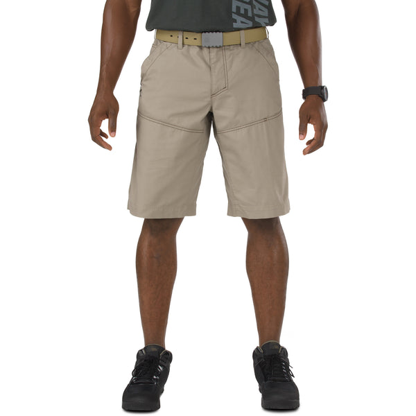 Switchback Short in Charcoal