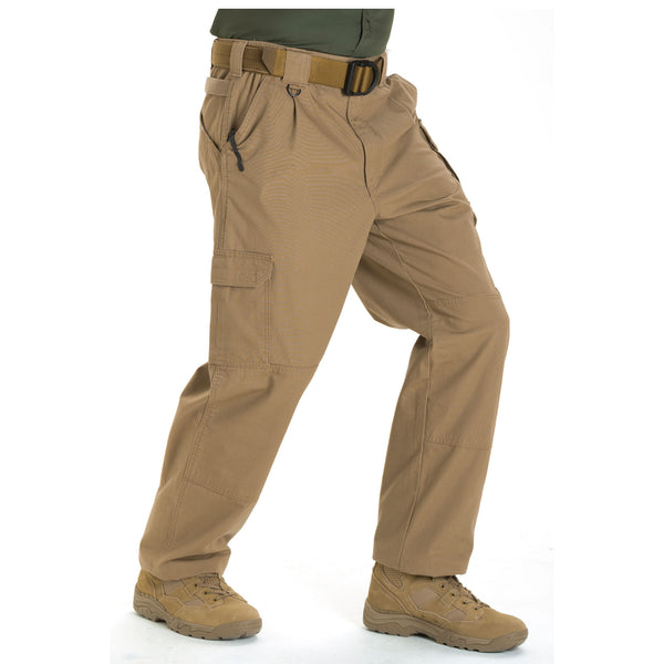 5.11 Tactical Pants - Men's, Cotton in Coyote