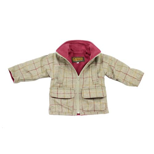 Game Children\'s Stornsay Tweed Jacket