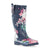 Ladies Trespass Elena Waterproof Floral Wellingtons