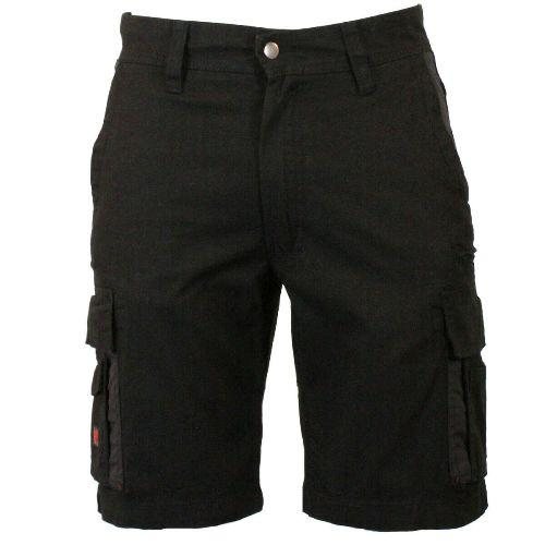 Mens Multipocket Contrast Cargo Work Shorts: Style 28444