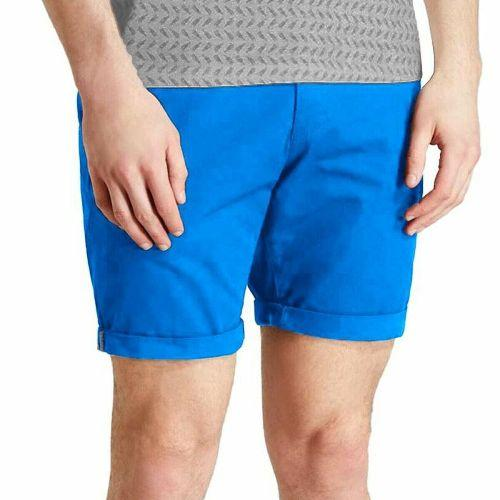 Mens Cotton Chino Shorts