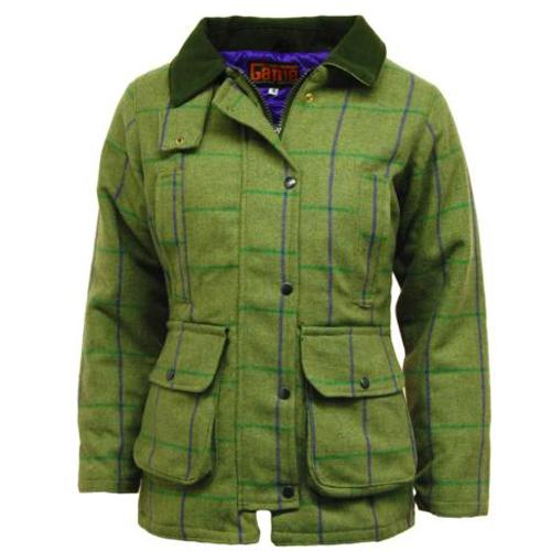 Ladies Game Ruby/Abby Check Tweed Jacket