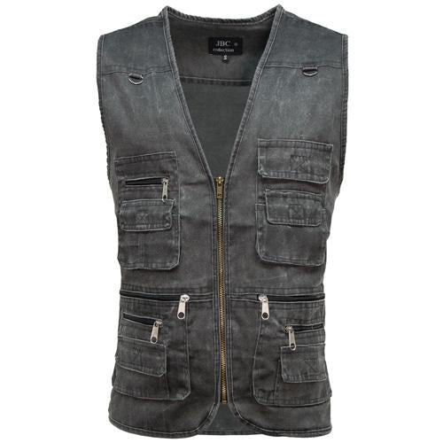 Multi Pocket Utility Vest