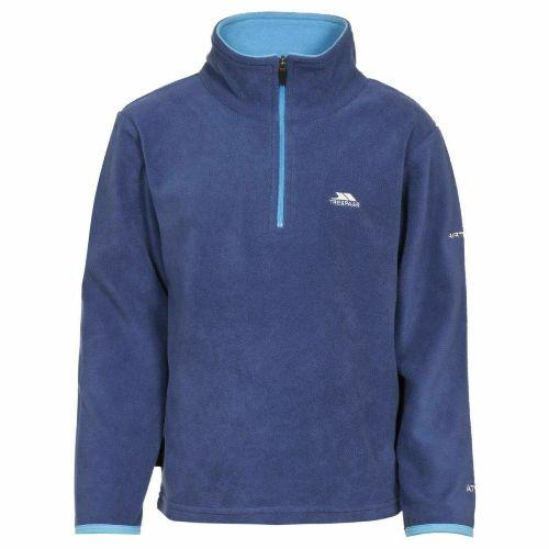 Boys Trespass Etto Lightweight Fleece Jumper Pull Over