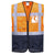 Portwest C476 Warsaw Executive Hi Vis Vest