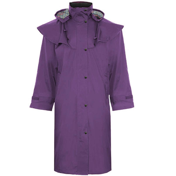 Ladies Salsbury Waterproof Full Length Cape