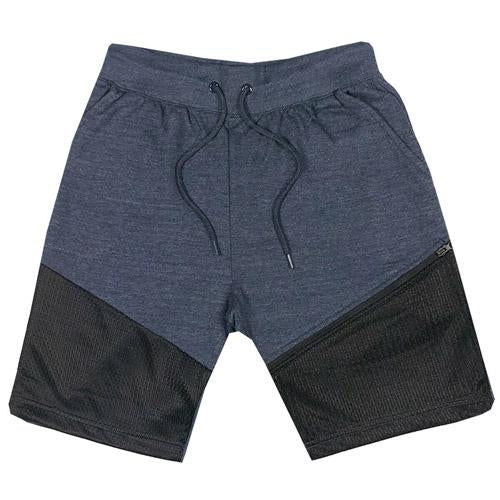 Mens Fleece Gym Shorts
