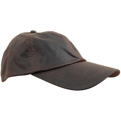 Wax Cotton Baseball Cap