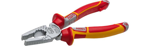 NWS 109-49-VDE-180 High Leverage Combination Pliers CombiMax