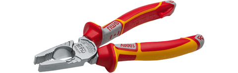 NWS 111-49-VDE-180 High Leverage Combination Pliers