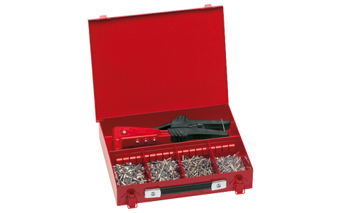 NWS 1179-15 Manual Riveting Tool Kit
