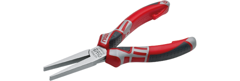 NWS 124-49-160 Long Flat Nose Pliers