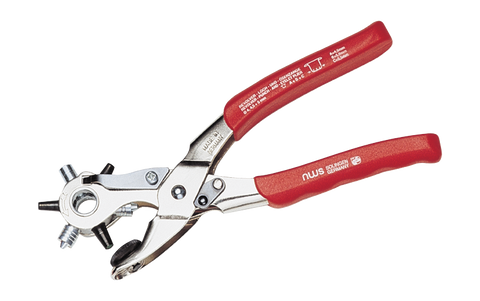 NWS 170K-12-220 Revolving Punch and Eyelet Pliers