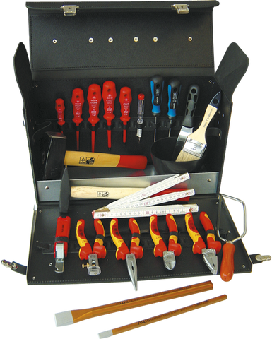 NWS 321-23 Electricans Tool Case 24 pcs.
