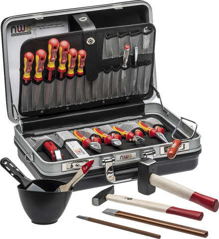 NWS 321K-23 Electricans Tool Case 24 pcs.