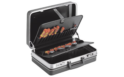 NWS 326-12 Electricians Tool Case 12 pcs.