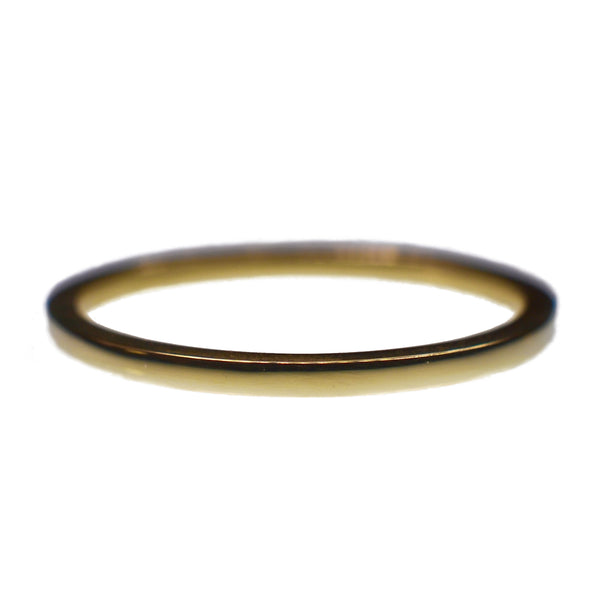 9ct Yellow Gold Polished Obsession Ring