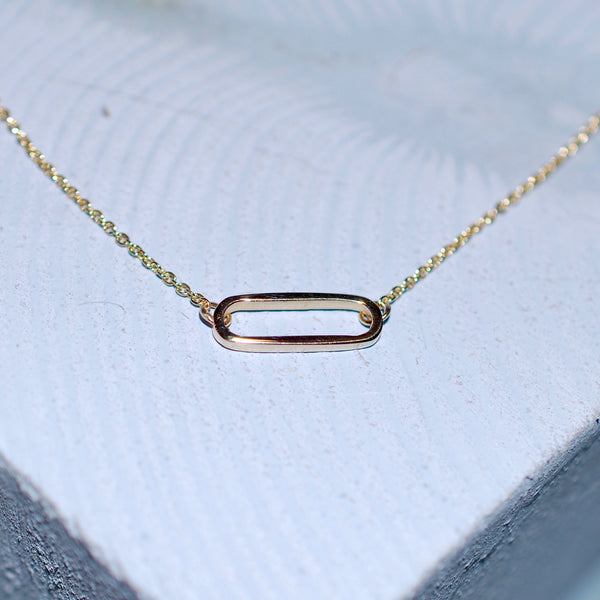 Unity 9ct Yellow Gold Pendant