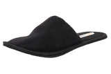 Travelkhushi Closed Toe Black  Indoor Slippers