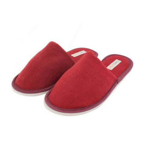 Travelkhushi Maroon Slippers