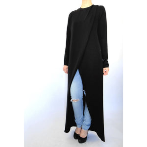 Long Line Top-Top-Lana Lik Clothing