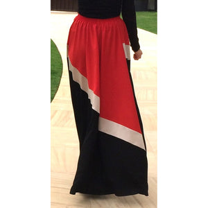 Hoopoe Maxi Skirt-Skirt-Lana Lik Clothing