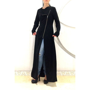 Zippers Abaya-Abaya-Lana Lik Clothing