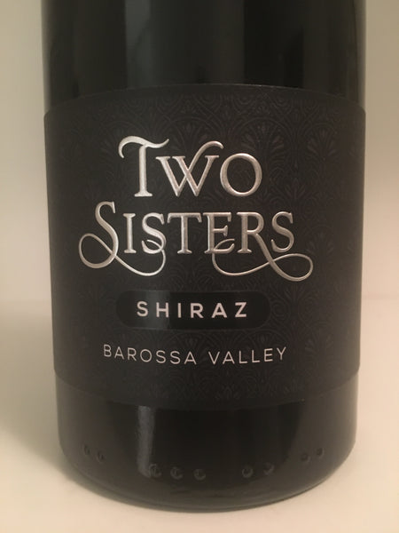 Two Sisters 2015 Barossa Valley Shiraz | 6 pack