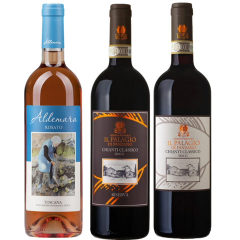 A Taste of Il Palagio | 6 bottle mixed pack