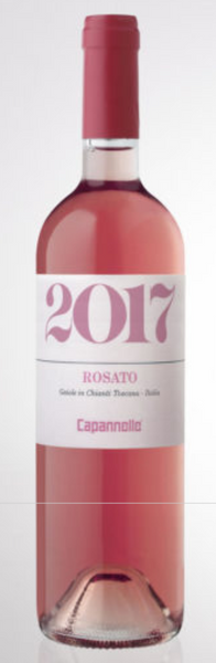 2016 & 2017 Capannelle Rosato | Mixed 6 pack