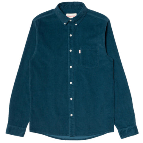 3808 Casual Shirt · Blå