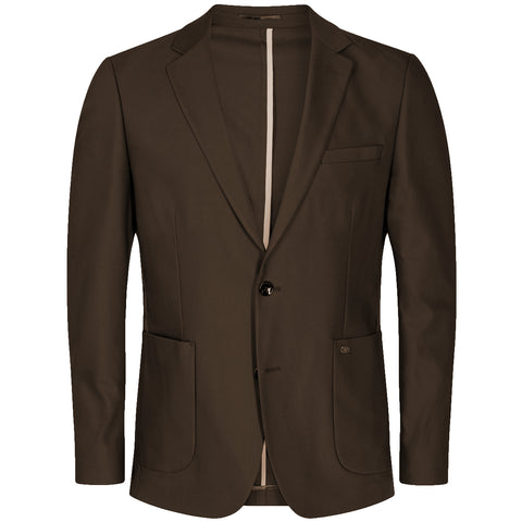 Blair Night Blazer · Brun