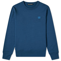 Fairview Face Sweatshirt Blue
