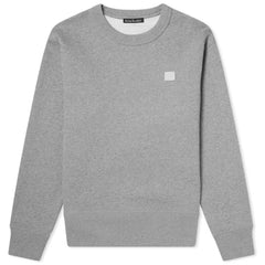 Fairview Face Sweatshirt Grey