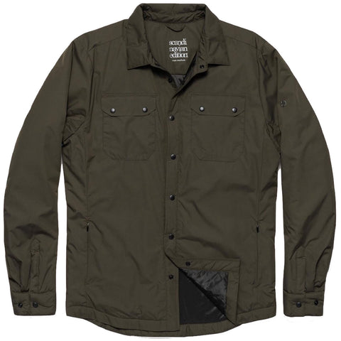 Move Jakke · Dark Olive