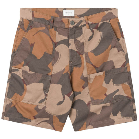 Harvey Shorts Brush Camo