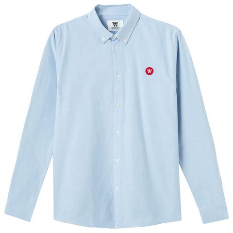 Ted Skjorte Light Blue