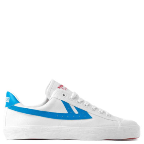 Iconic Basketball Sneakers Blue