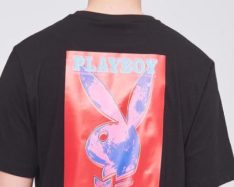 PLAYBOY VS SOULLAND T-SHIRT