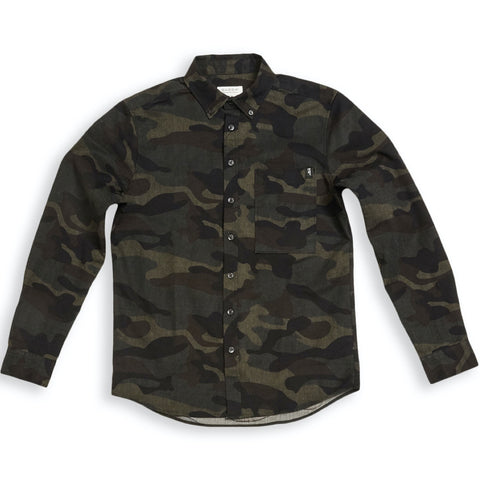 Atlanta Abstract Shirt · Camo
