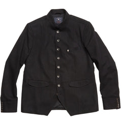 Casella Officers Blazer · Sort
